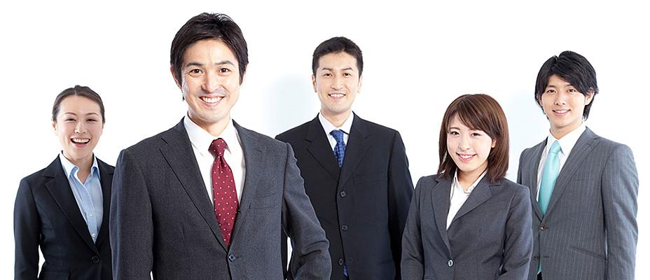 ビジネスマンイメージ