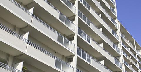 集合住宅のイメージ